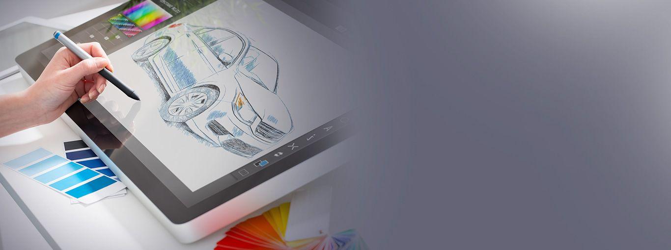 дизайну графики обучение компьютерной